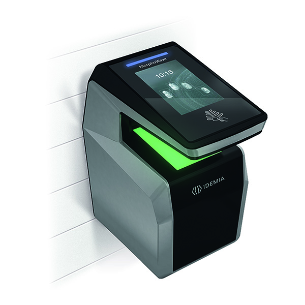Morphowave Compact非接触式指纹识别设备